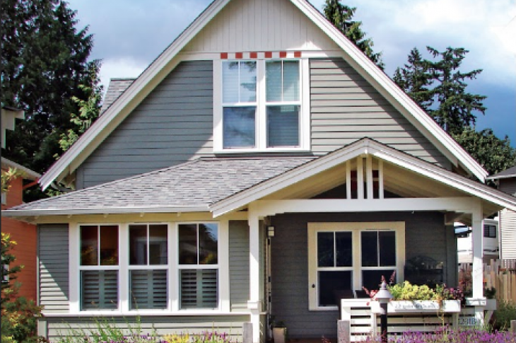Curb appeal_home design_home exterior_The Madison by The Cottage Company_Architect Ross Chapin