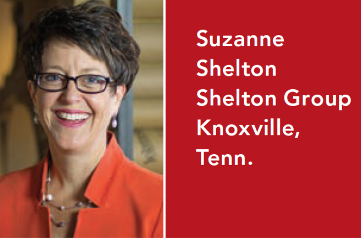 Suzanne Shelton