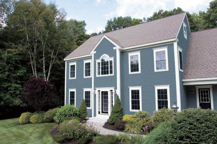 Home exterior paint tips for spring remodels