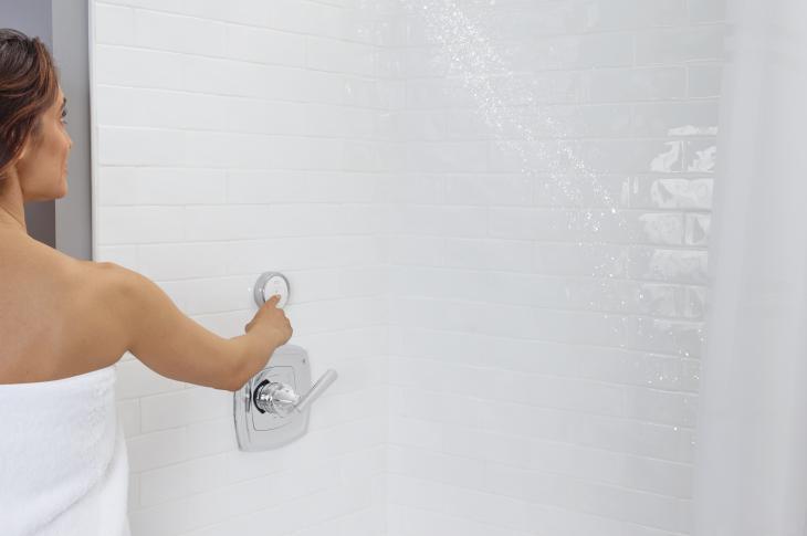 Spectra showerhead