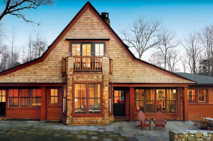 Craftsman home_Arts and Crafts style_house design