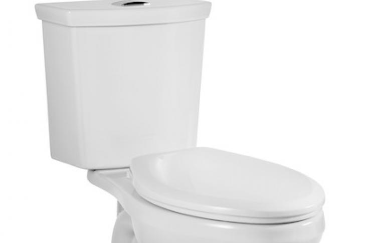 HZ Product of the Week: American Standard's siphonic, dual-flush toilet