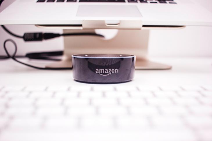 Amazon Alexa smart home