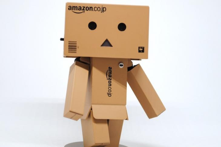 cardboard_Amazon_man