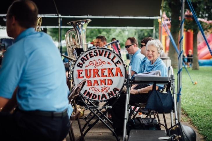 Batesville_Indiana_Eureka_Band