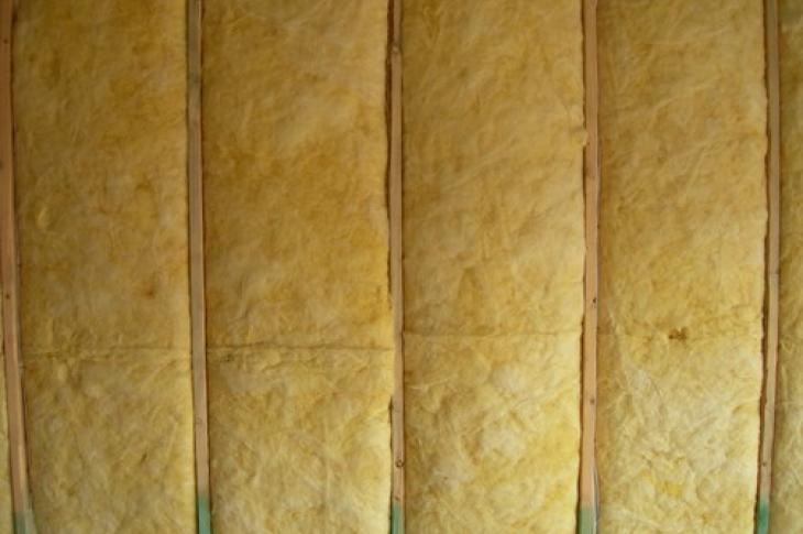 Insulation_fiberglass batts_installation_Grade 1 job