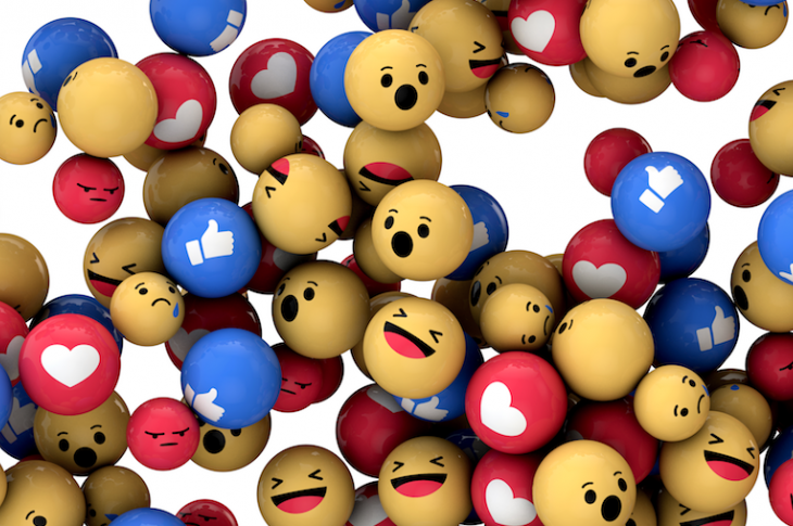 customer feedback emoji, illustration by ink drop/ stock.adobe.com