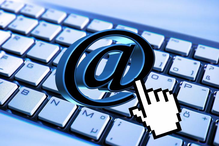 Email is one effective means for sales lead follow-up
