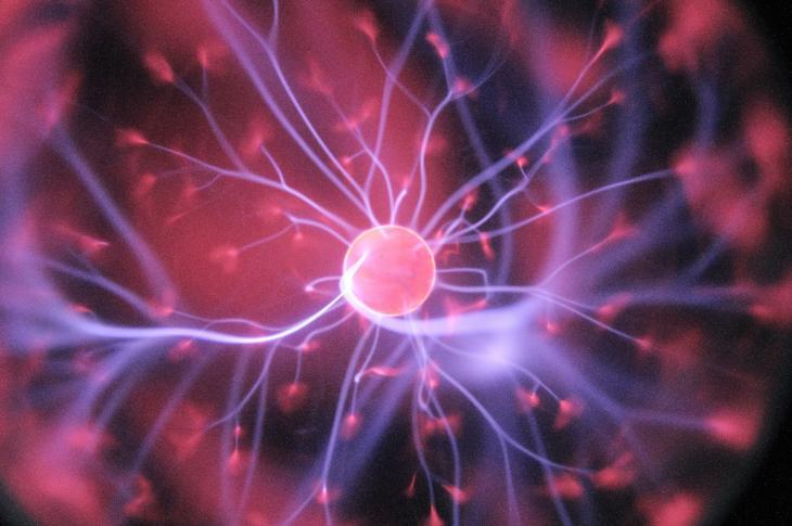 Atomic energy ball