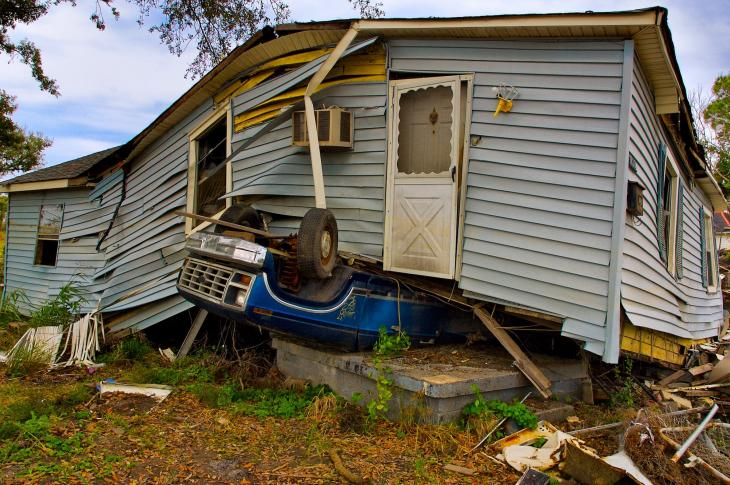 A new metro study finds that nine out of the top 10 metros least likely to endure a natural disaster have median home prices below the national median of $287,400.