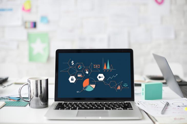 real estate tech companies laptop