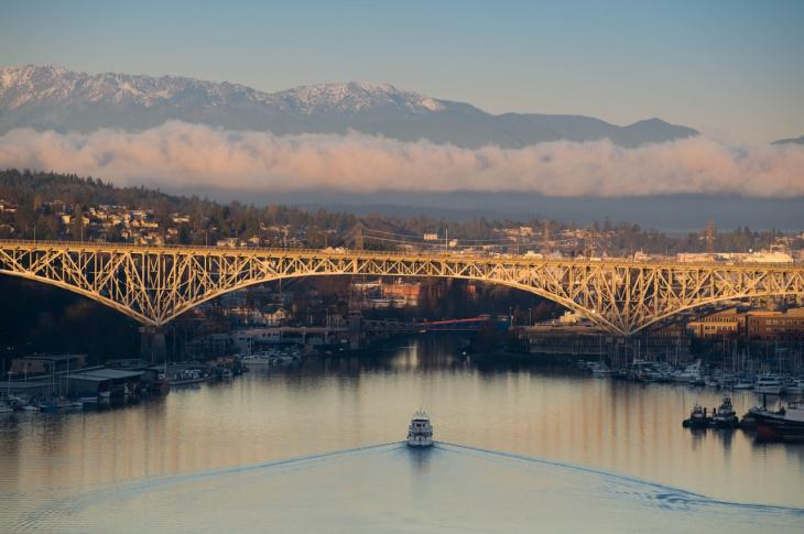 Aurora Bridge, Seattle