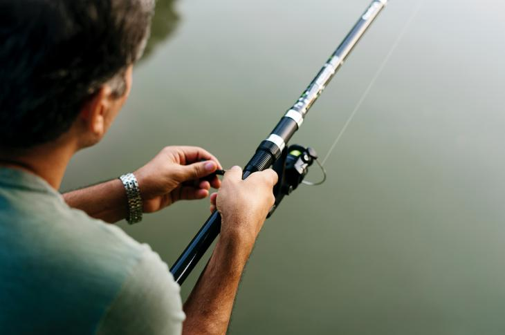 Man fishing | But serving the 50-plus demographic with affordable, accessible housing may prove difficult, as the data show that more active adults and seniors are increasingly living in remote areas across the country, with specific housing needs to address, such as accessibility, convenience, and safety.