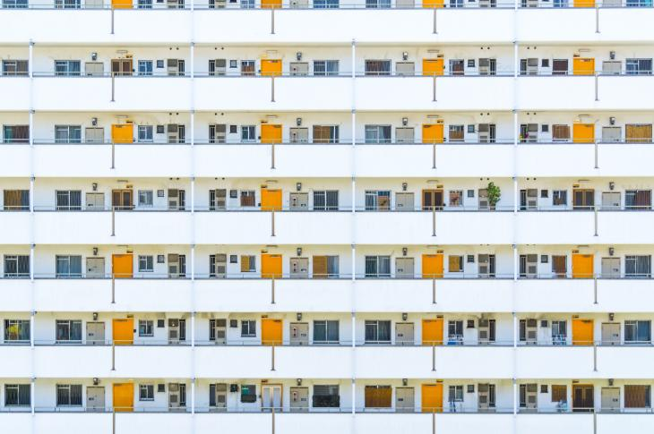 Apartment building rental prices are rising and perks for renters are declining as the rental market heats up.