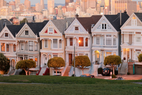Twelve months ago, in many housing markets, such as San Francisco, there was intense competition for housing, with multiple buyers were competing for properties.