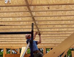 wooden i-joist jobsite know how pro remodeler