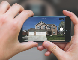 The Hover app helps calculate siding measurements