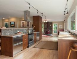 Pre-finished and engineered wood flooring will become more popular than the once
