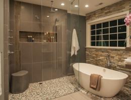 2015 Design Awards, Virginia, Michael Nash Design Build & Home, bathroom remodel