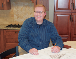 jacob e smith is a designer and salesman with starline kitchen and bath