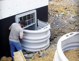 egress window easy for remodelers