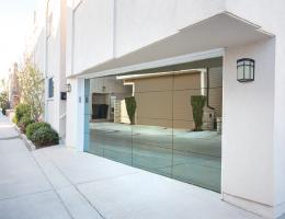 the wayne dalton luminous garage door