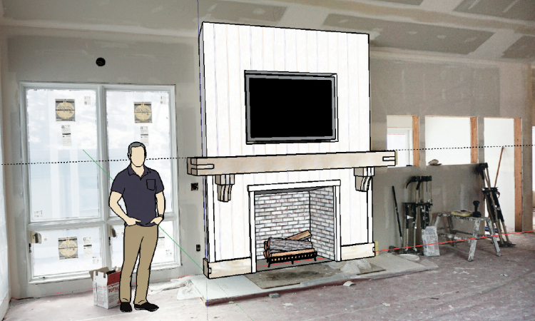 How to Use SketchUp Match Photo | Pro Remodeler