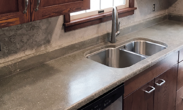 A Carpenter's First Time Building Concrete Countertops | Pro