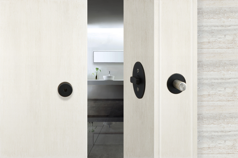 INOX Debuts In-Jamb Barn Door Lock | PRODUCTS