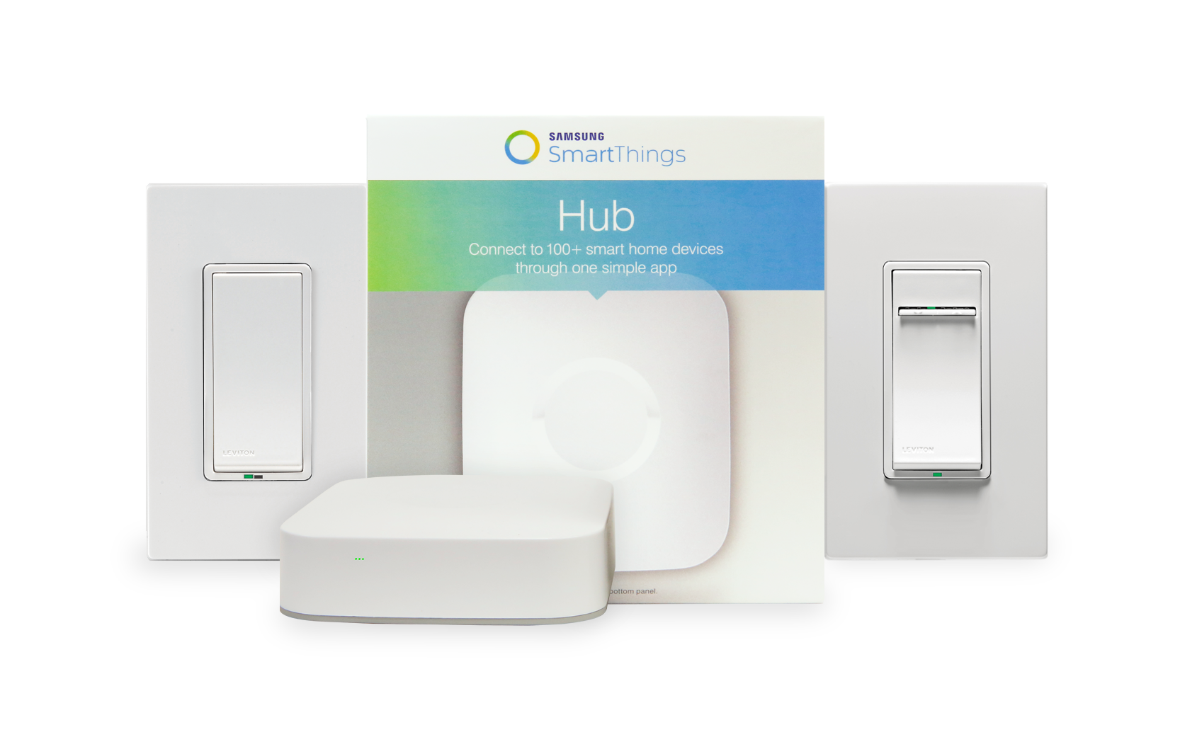 Samsung Leviton Announce Affordable Whole House