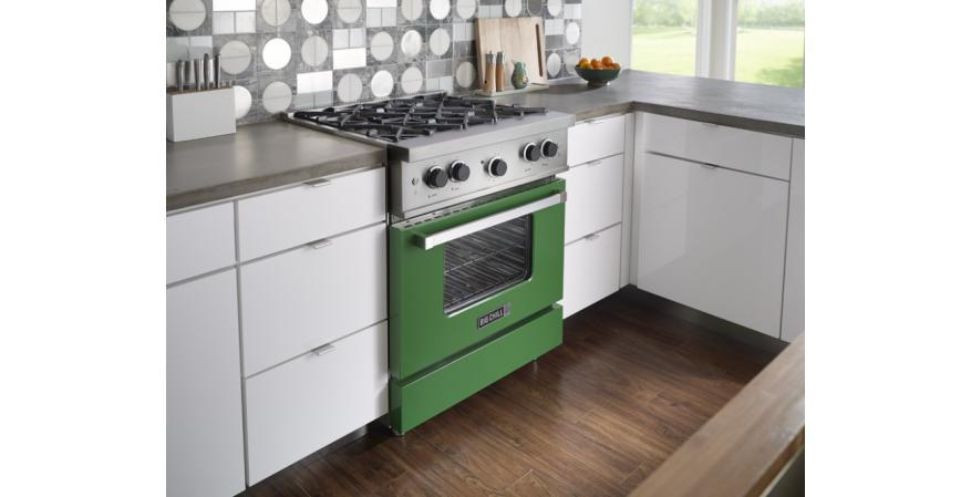 Big Chill retro-style appliances