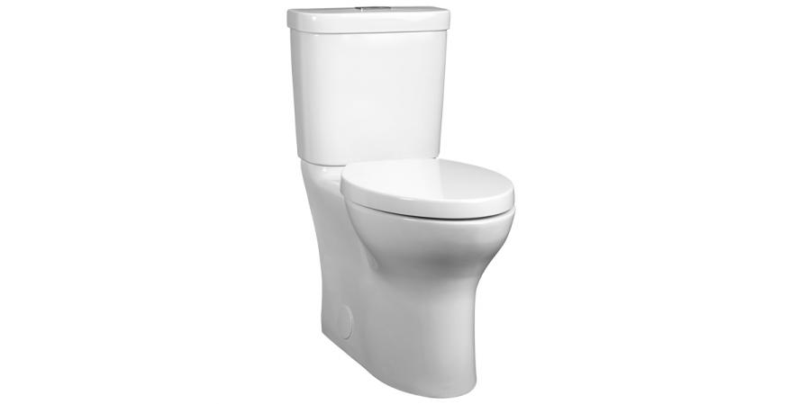 DXV by American Standard Lyndon two-piece elongated dual flush toilet