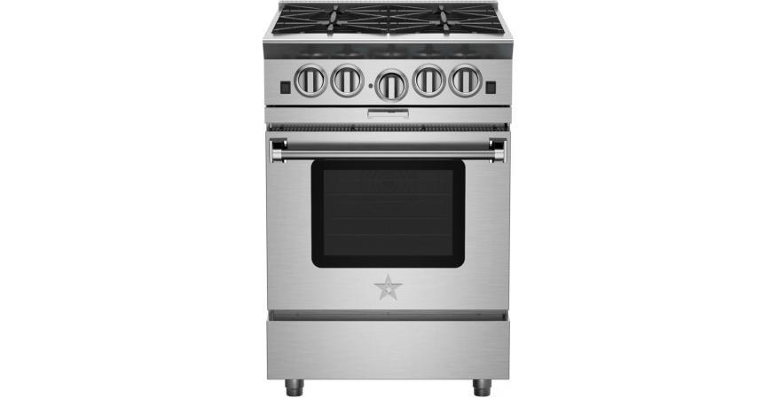 BlueStar 24-inch Platinum Series range