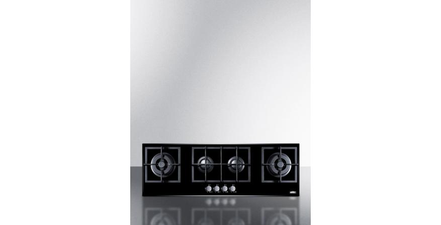 Summit 14.63-inch-deep sealed gas cooktop