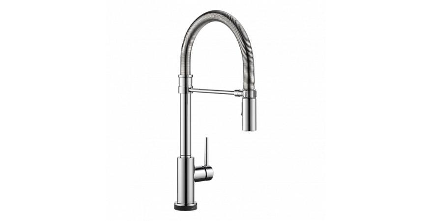 Delta Trinsic Pro kitchen faucet