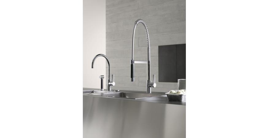 Dornbracht Tara Ultra Profi kitchen faucet