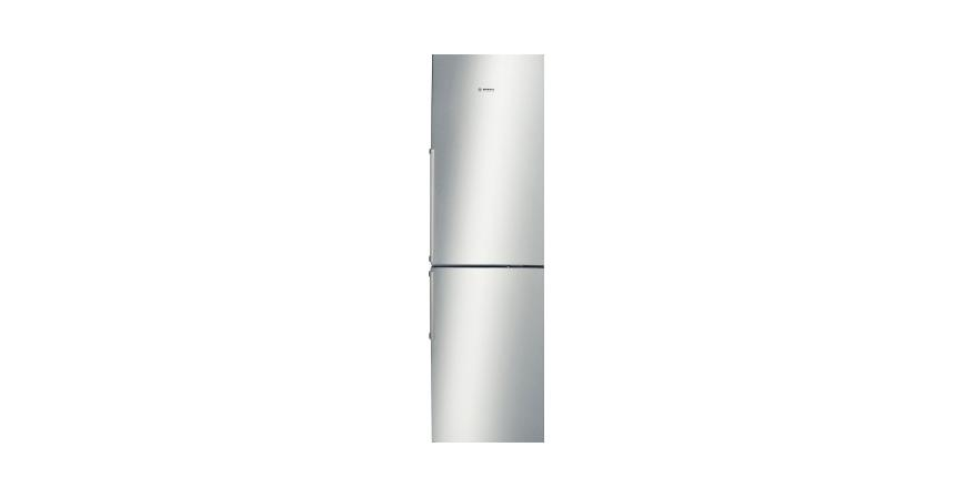 Bosch 500 Series 24-inch counter-depth bottom-freezer refrigerator