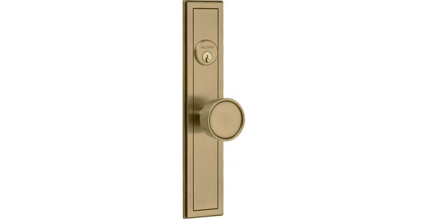 Baldwin Hardware Evolved Hollywood Hills smart lock