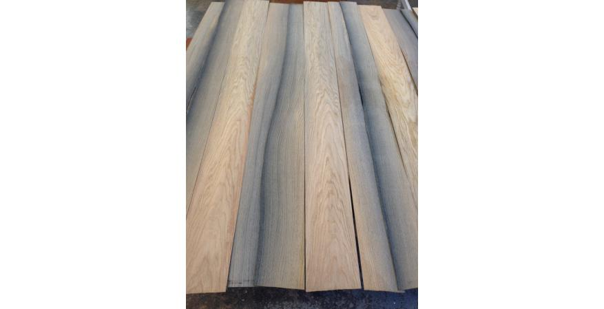 Telt, Inc. Bog Oak panels