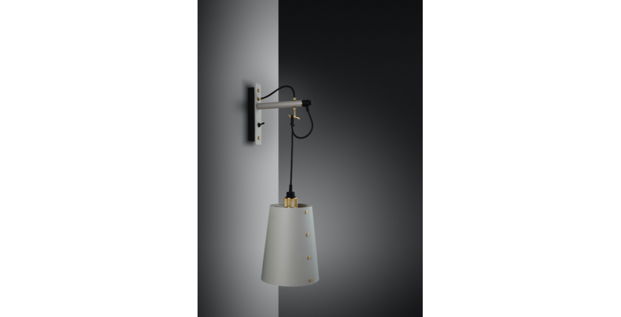 Buster & Punch HOOKED lighting sconce