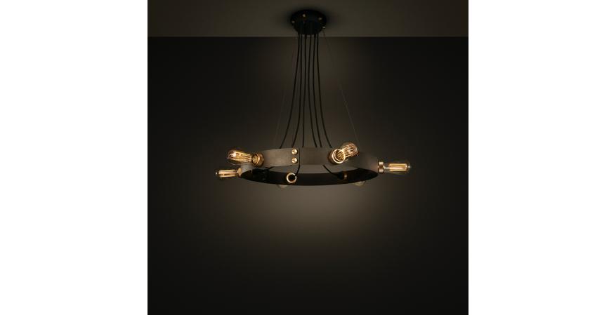 Buster & Punch Hero lighting chandelier