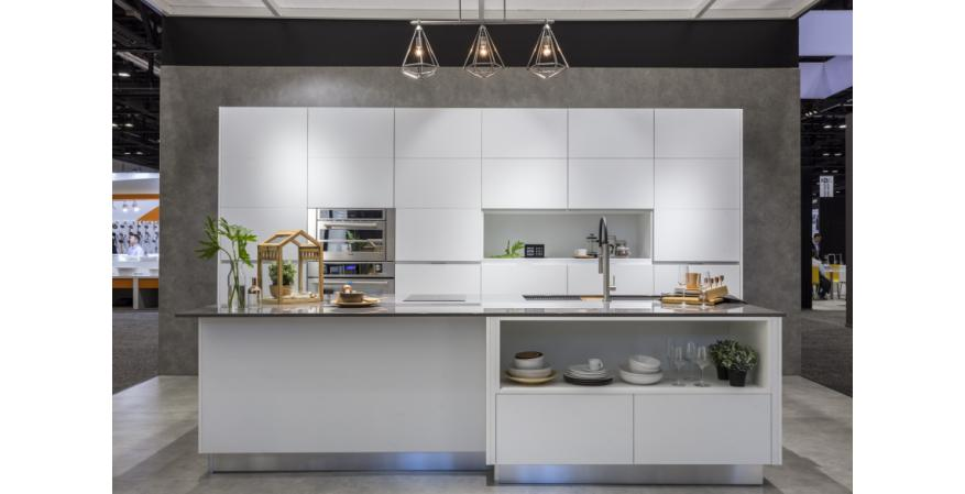 The Siam Cement Group says its new Geoluxe is a breakthrough surfacing material that offers the aesthetics of natural marble without the shortcomings of the material.