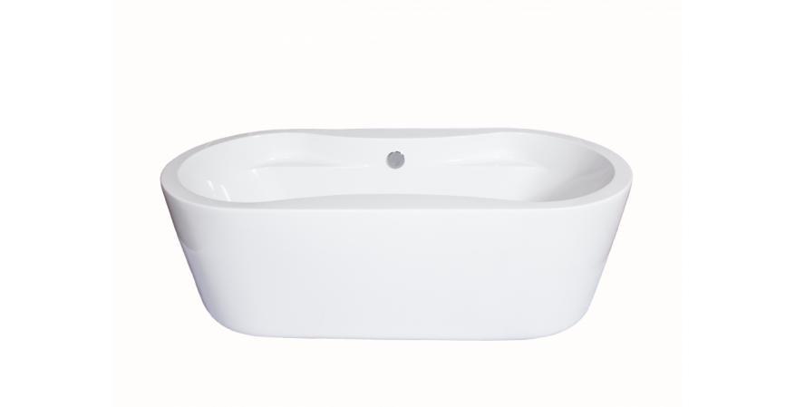 Ingrid bathtub from Mansfield Plumbing