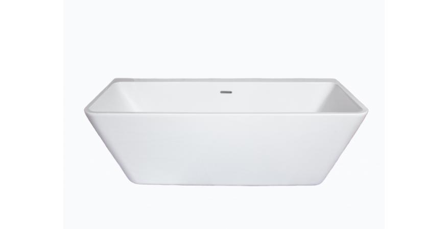 Lana bathtub from Mansfield Plumbing