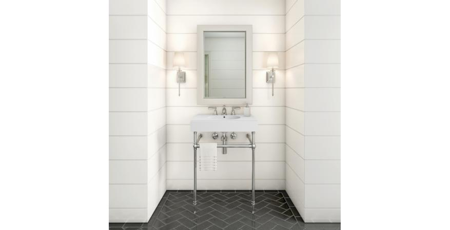 MTI and Palmer Industries 24-inch traditional vanity
