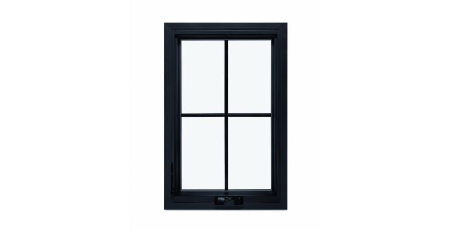 Marvin Integrity window in ebony