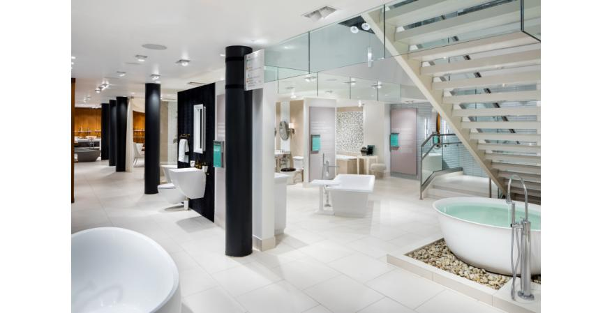 New Interactive K B Showrooms Let Buyers Try Before They Buy Products