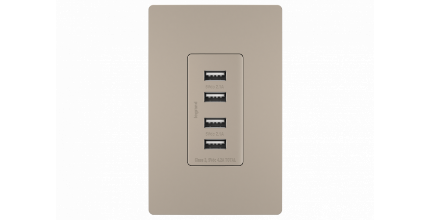 USB charging protect against electrical shocks or fires.