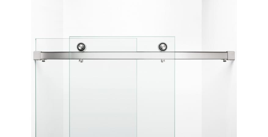 Krownlab Debuts Rorik Sliding Shower Door Hardware System