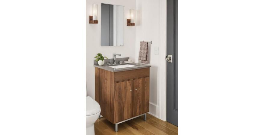 Room and Board bath vanity Hudson
